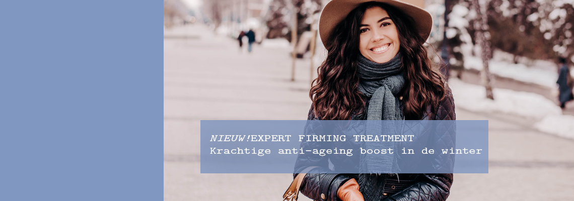 NIEUW! EXPERT FIRMING TREATMENT