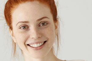 Gevoelige, tere huid verminderen