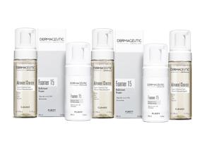 Een perfecte reiniging vormt de basis voor een stralende huid!