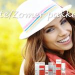 Exclusief voor onze klanten: lente/zomer voordeelpakket