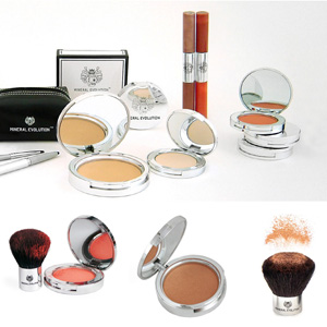 Mineral Evolution 100% Minerale make-up